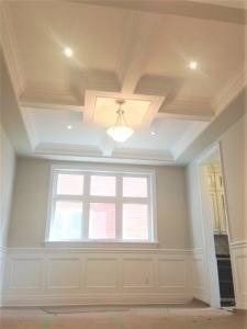 Waffle Coffered Ceilings Installation Services Five